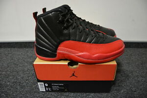 b14fdb86f3f58a Air Jordan 12 Retro Flu Game Deadstock 3.5Y-16 US 130690-002