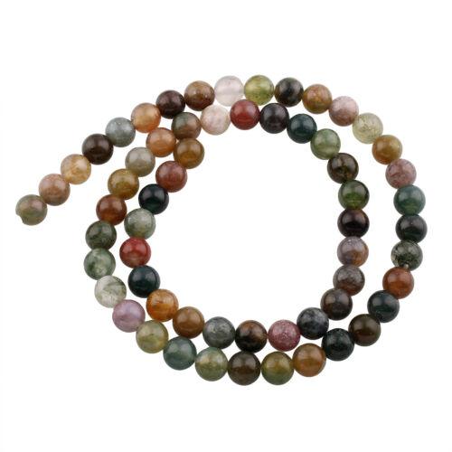 Achat gotas 1 Strang diferentes colores piedra semipreciosa piedra Edelstein perlas
