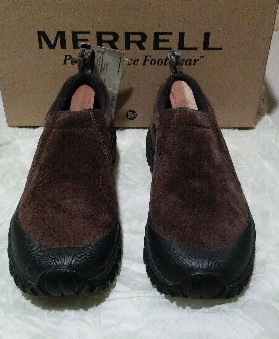 New Merrell M gunsmoke sueded leather (423)