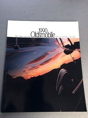 1994 Oldsmobile Eighty Eight 88 20-page Original Car Sales Brochure Catalog
