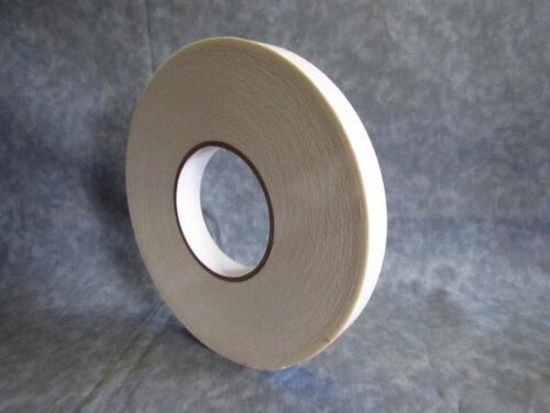 "Double Side White Foam Tape 1//32/"" thick 3//4/"" x 20 yards u47"