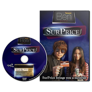 SurPrice by Taiwan Ben