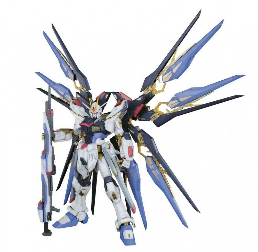 Gundam Seed Destiny Strike Freiheit Pg Perfekt Rang 1 60 Modell-Bausatz