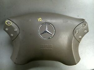 MERCEDES-W203-C-Class-Steering-Wheel-Airbag-With-Controls-2034601898