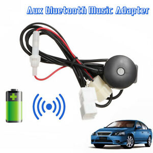 Fit-Ford-Ba-Bf-Falcon-Territory-Car-Stereo-Aux-Audio-Adaptor-bluetooth-Black