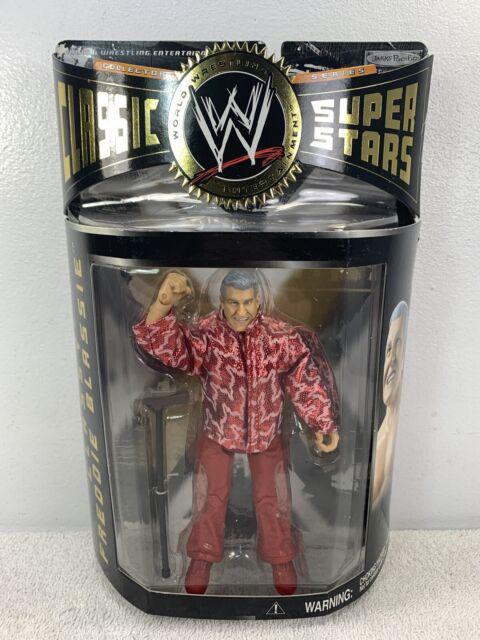 WWE CLASSIC SUPERSTARS Classy Freddie Blassie MOC 2005 SERIES