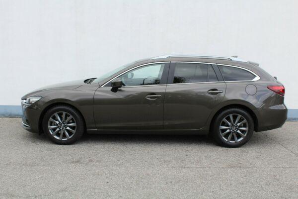 Mazda 6 2,2 Sky-D 150 Premium stc. - billede 2