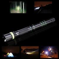 Tactical Led Flashlight Knife Hammer For Survival Self Defense Hunting Camping