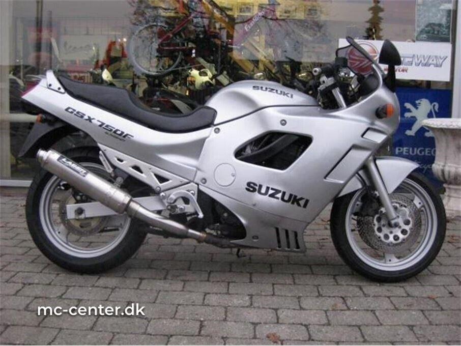Suzuki, GSX 750 F, ccm 750