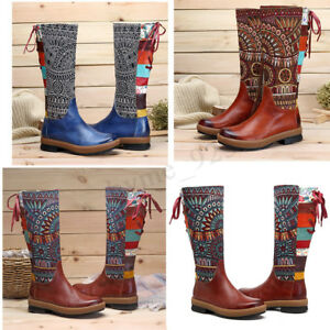 SOCOFY-Women-Over-Knee-Boots-Thigh-High-Shoes-Genuine-Leather-Block-Outdoor