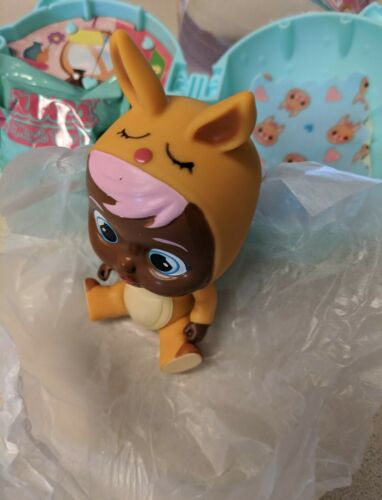 Kanga Kangaroo Babies Magic Tears Mini Doll Bottle House Opened but New!!!!