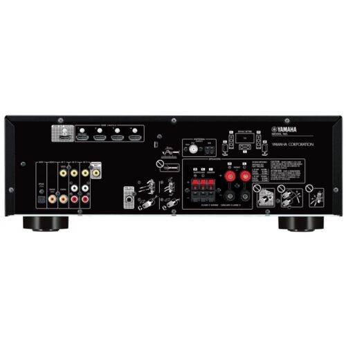 YAMAHA RX-V383 5.1-channel Receiver with Bluetooth $300 List AUTHORIZED-DEALER