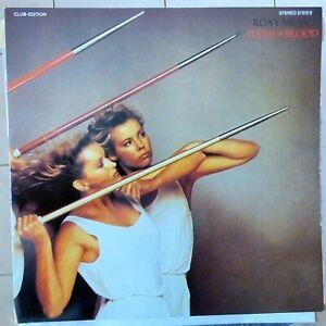 ROXY-MUSIC-LP-FLESH-BLOOD-1980-GERMANY-VG-VG