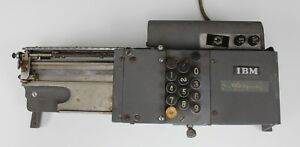 IBM-10-Card-Punch-Electric-Hand-Punch-Machine-for-IBM-80-column-cards