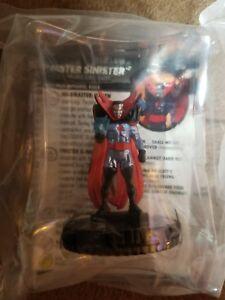 New-sealed-Marvel-HeroClix-X-Men-Xavier-039-s-School-Limited-Edit-Mr-Sinister-100
