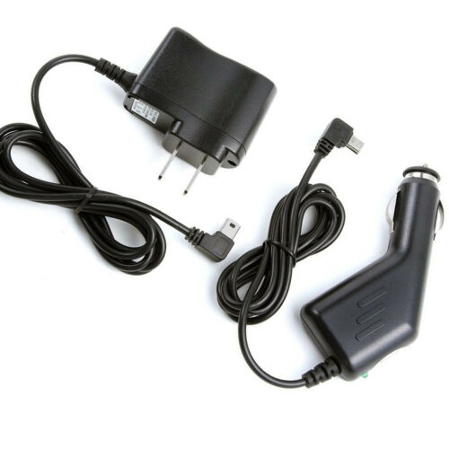 AC//DC Wall Power Adapter For Garmin GPS Oregon 600 t//m 650 t//m Car Auto Charger