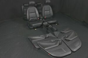 Audi-A3-8P-Sportback-Leder-Sitze-Lederausstattung-inkl-Armlehne-leather-seats