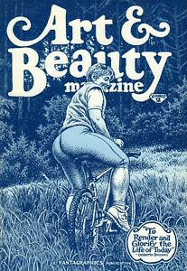 AERT-amp-BEAUTY-MAGAZINE-02-Robert-Crumb