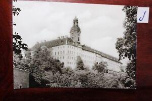 Carte Postale Vue Carte Bavière Rudolstadt Château Heideckshof-afficher Le Titre D'origine