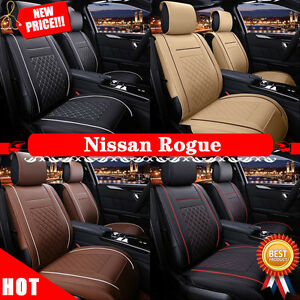 Image Is Loading 5 Seats Car Seat Covers Mat Chair Cushion