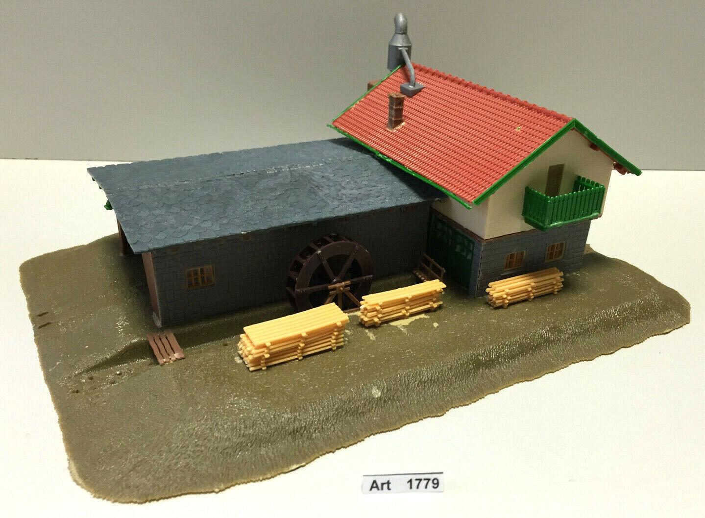 Pola 812 H0 Sawmill, scale 1 87