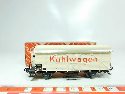 Freight Cars Bh446-0,5# Märklin H0/00/ac Guss-kühlwagen 324.3 Stummelachsen S.g.+ovp Quality And Quantity Assured