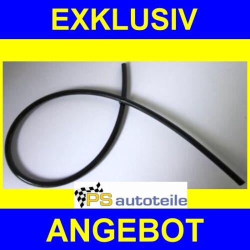 Rekord A//B//C//D Unterdruckschlauch für Bremskraftverstärker Opel Commodore A//B//C