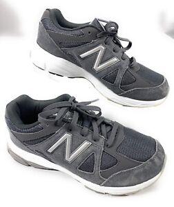 New-Balance-888-Abzorb-Running-Shoes-Gray-Boy-039-s-7XW-Women-039-s-9XW