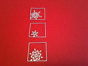 8-x-3-sets-24-die-cuts-Snowflake-trio-frame-FREE-UK-POSTAGE