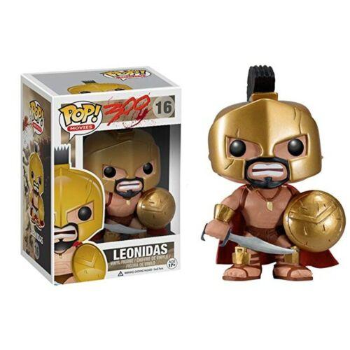 Funko pop king leonidas 300 16 # figurines vinyl toys model collection