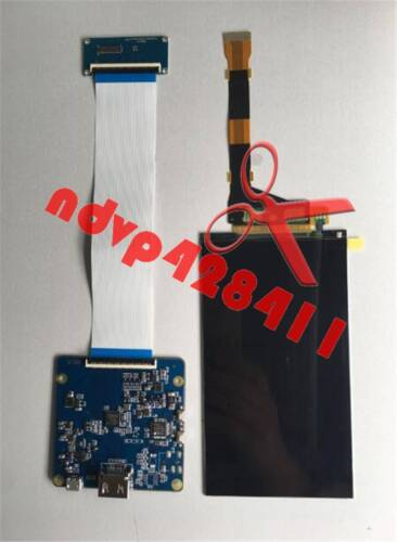 HDMI To MIPI LCD Controller Board LS055R1SX04 IPS LCD Screen 5.5 inch 1440×2560