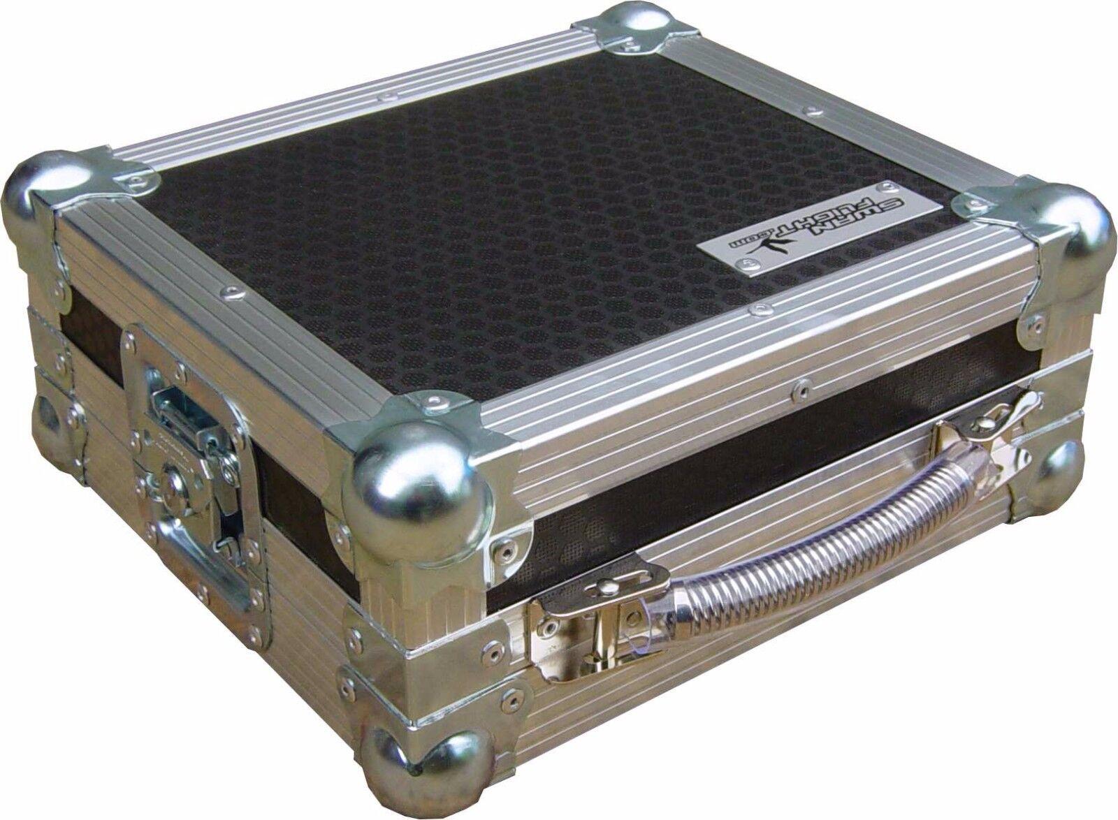 Soundcraft Notepad 124 124FX Mixer Swan Flight Case (Hex)