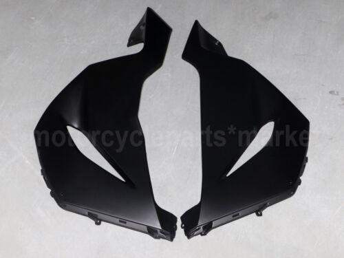 Left Right Side Lower Fairing Black For Kawasaki Ninja 2013-2014 zx6r ZX636