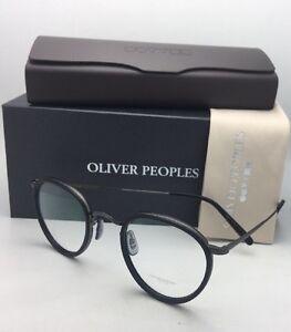 c8e06a14dae New OLIVER PEOPLES Eyeglasses MP-2 OV 1104 5244 46-24 Matte Black ...