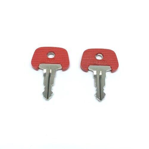 702 x2 Jungheinrich Ignition Keys