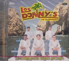 Los Donnys De Guerrero El Corrido Del Guero Becerra CD New Sealed