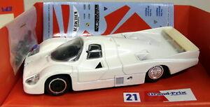 Vitesse-1-43-Scale-200-Porsche-956-Grand-Prix-Silverstone-1983-Diecast-Model-Car