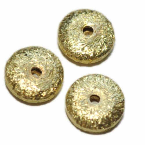 925 SILBER 36002-8 LINSEN AUS VERG 4 mm,gebürstet