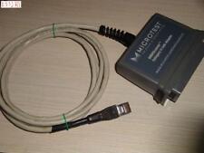 Rj45 Card Bit Damaged Fluke Microtest Omniscanner Category Cat 6 Link Adapter