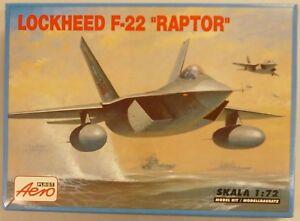 Aero-1-72-Lockheed-F22-Raptor-Strike-Fighter-Model-Kit