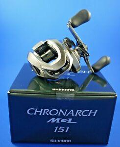 Shimano 17 Chronarch MGL 151 From Japan Left handle