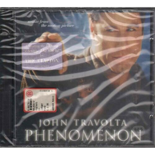 1 of 1 - AA.VV. CD Phenomenon OST Soundtrack Sigillato 0093624636021