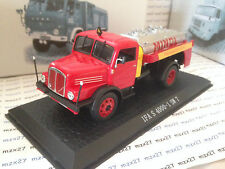 CAMION IFA S4000 1 SW 7 EDITIONS ATLAS  1/43 EME NEUF SOUS EMBALLAGE CARTON