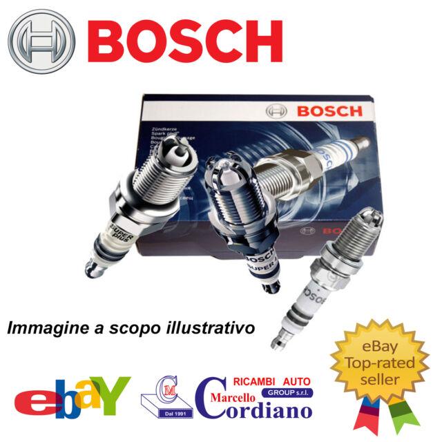 CANDELA ACCENSIONE BOSCH ALFA ROMEO SPIDER 2.0 T.SPARK 16V 0242235666
