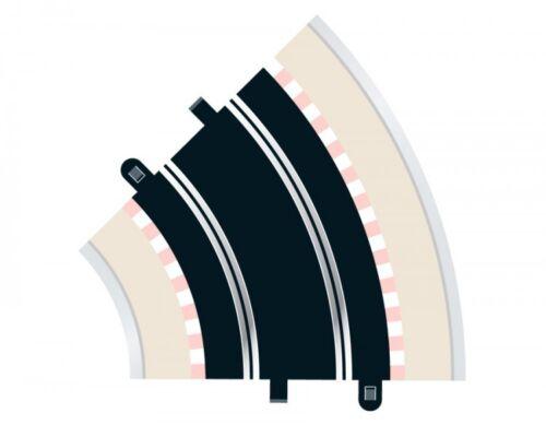 Scalextric Radius 2 45° Curve Track 2pcs C8206