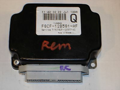 98-03 FORD OEM RELAY CONSTANT CONTROL RELAY MODULE RCM F8CF-12B577-BC CCRM
