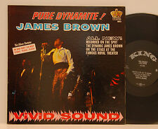 James Brown      Pure dynamite       USA     King Rec.  883       NM  # D