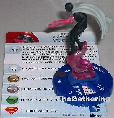 ORION #060 Superman and the Legion of Super-Heroes DC HeroClix Chase Rare
