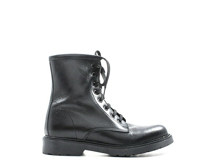 increíbles descuentos Zapatos Zapatos Zapatos haz si che vales mujer negro naturaleza cuero m08-ne  popular