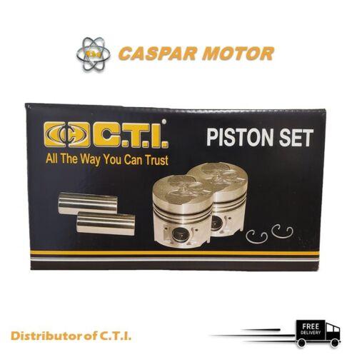 C.T.I PT11-076-05 PISTON /& RING KIT FOR 89-94 NISSAN NX SENTRA GA16DE 1.6 L
